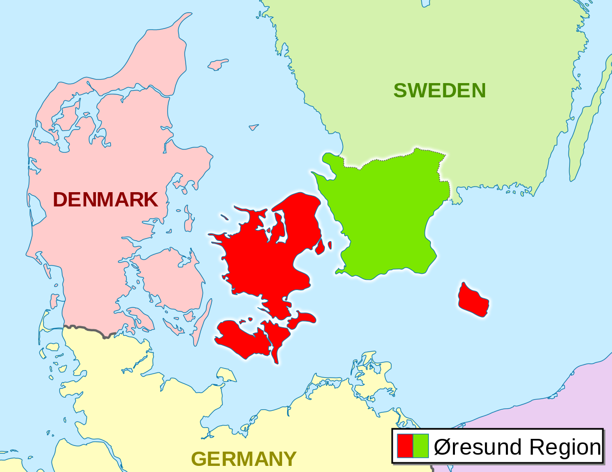 An Outline of Oresund Region