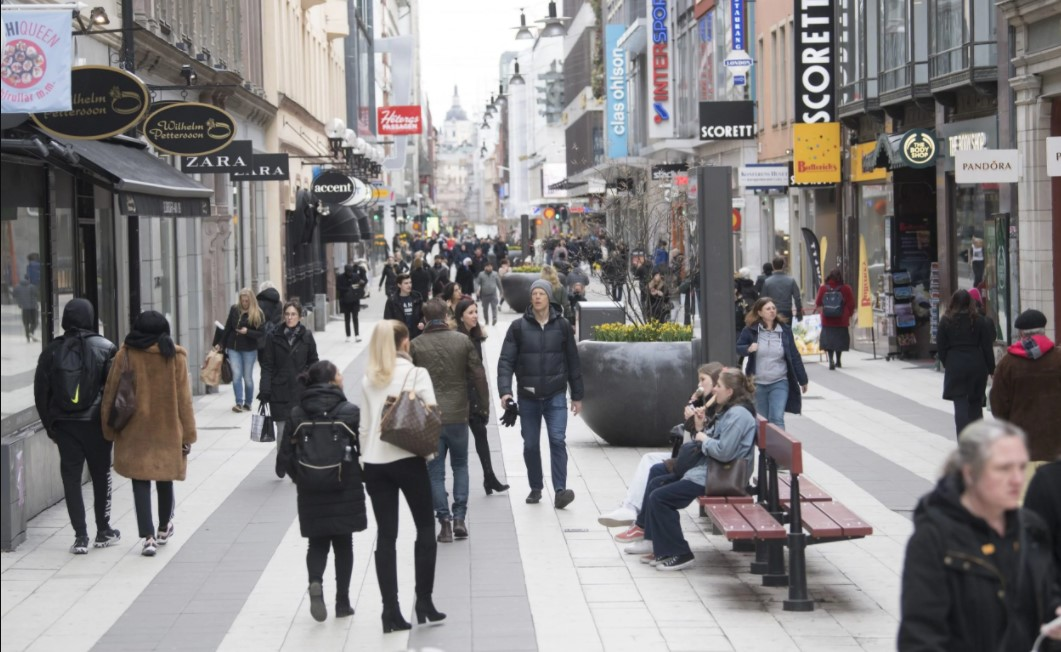 Oresund Business Condition in The Middle of Pandemic